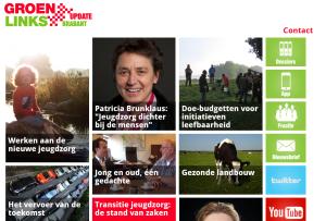 GroenLinks Brabant Update